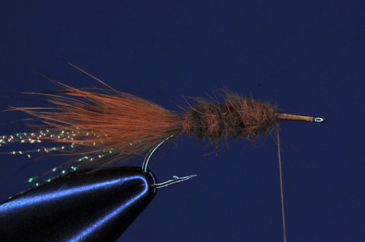 Clouser's Swimming Nymph Step-by-Step