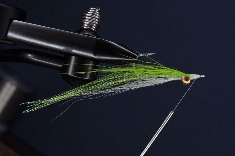 The Clouser Minnow Step-by-Step