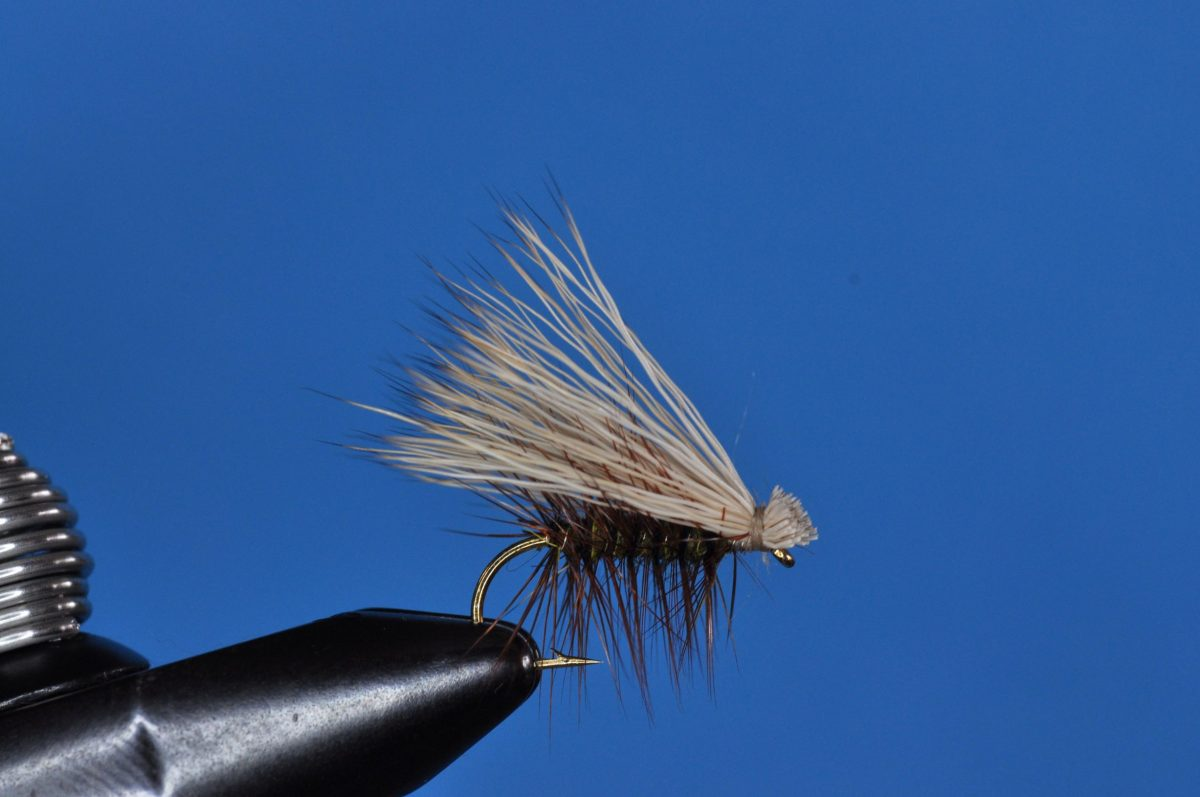 The Elk-hair Caddis Step-by-Step