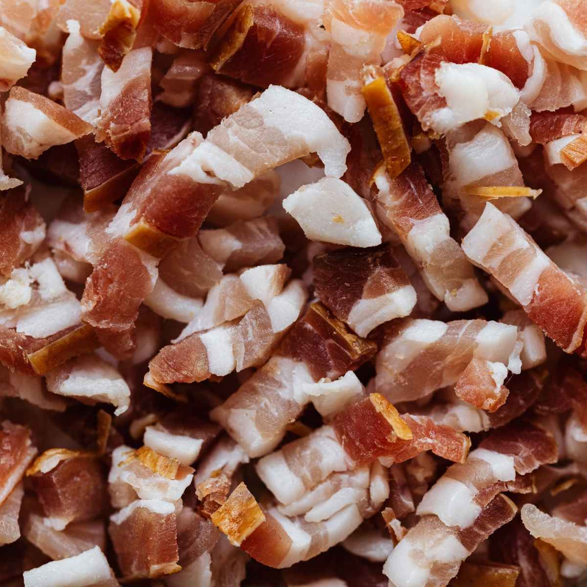 why fatFIRE - A heap of bacon cut into small slices