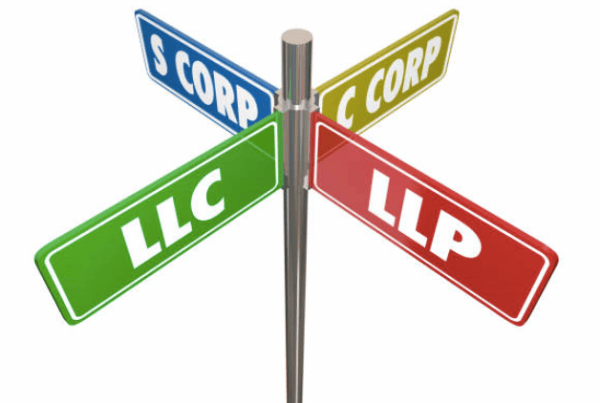 Most people know LLC, but not S Corp.