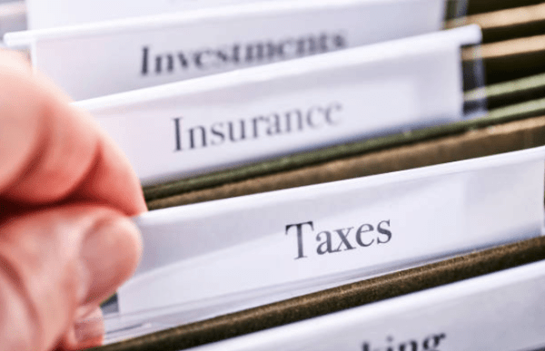 insurance is an expense to further deduct your taxes