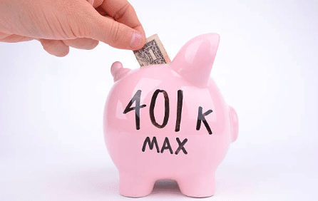 always, always max out your 401K