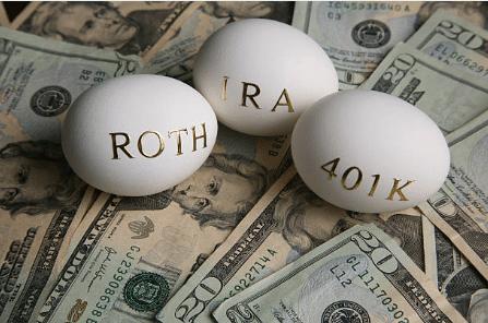 IRA vs. 401K: invest in both!