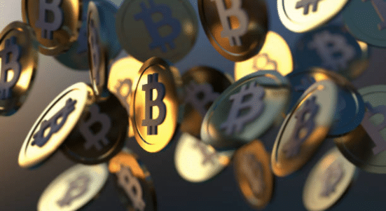 Blockchain is the process that enables bitcoins to exist