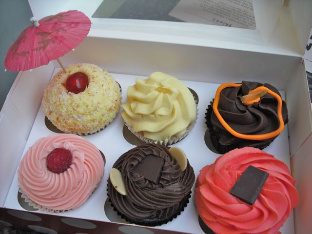 Cupcakes in the capital