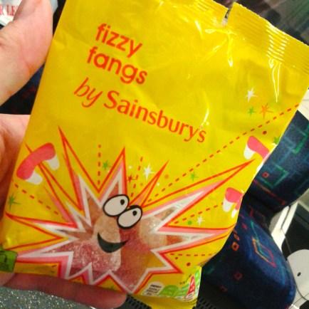 vegan fangs packet