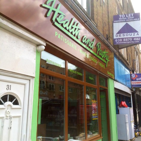 health and pastry