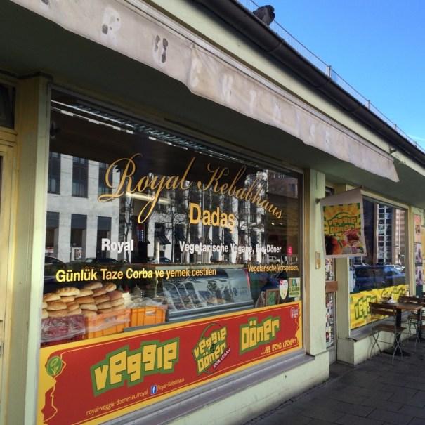 kebabhaus exterior