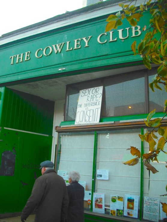 cowley club
