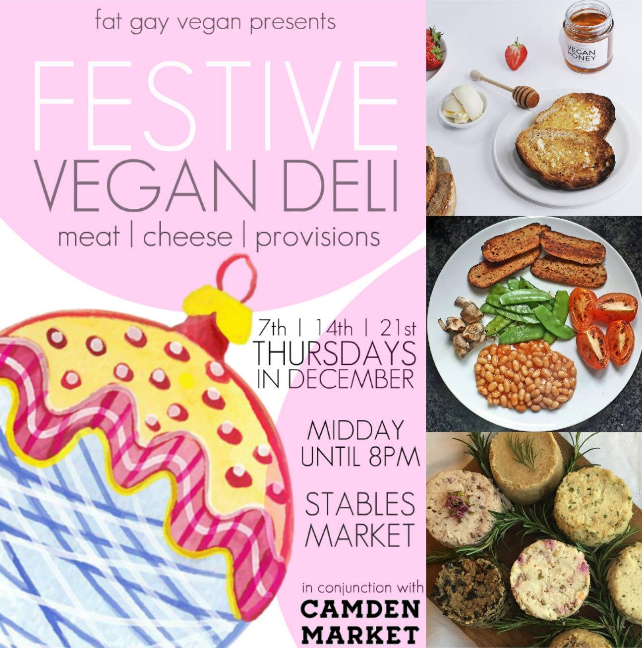 Trader Line Up Night One In Camden Fat Gay Vegan