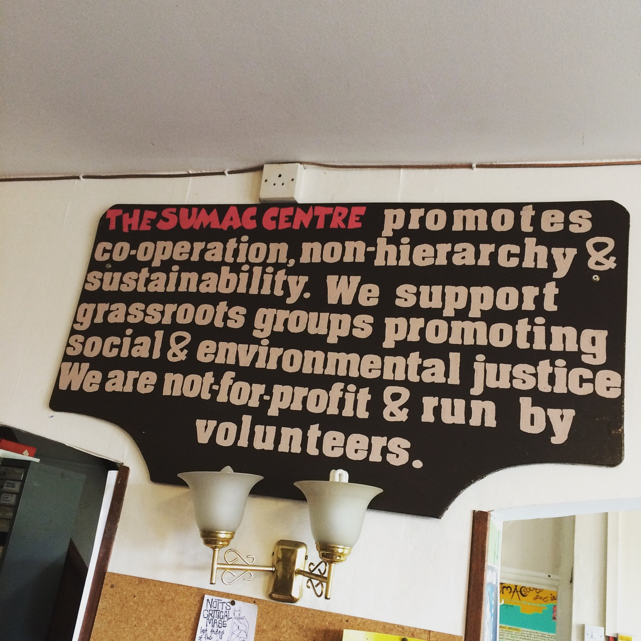 Vegan grassroots activism