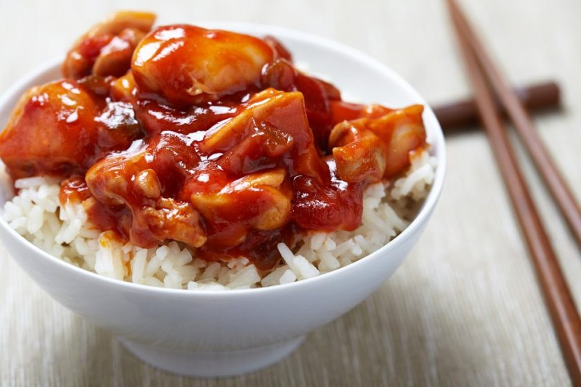 Syn Free Sweet & Sour Chicken | Slimming World Recipe ...