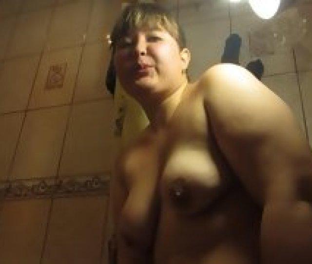 Cute Fat Girl Pissing In