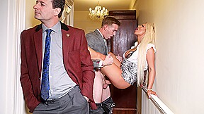 Brooklyn Blue & Danny D in Behind Her Husbands Back – BRAZZERS