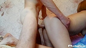 Horny stepmom wants his dick inside of her