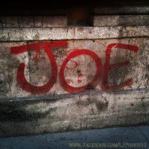 Graffiti on Via del Corso