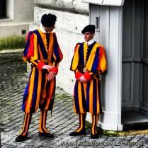 Swiss Guard in Vatican City