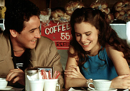 Date scene from the 80's movie Say Anything