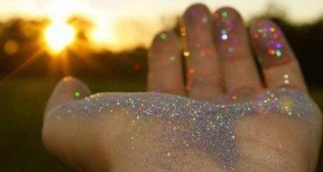 glitter past