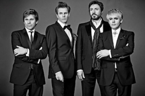 Duran Duran bwhite