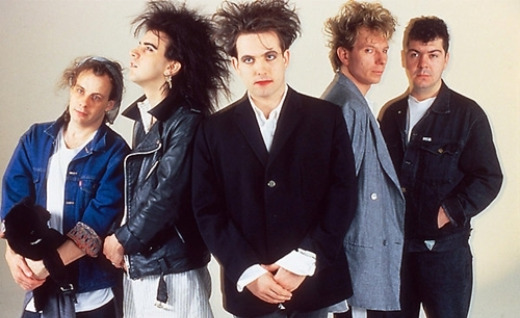 The Cure 1980s