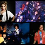 Clash of the 80's Music Video Titans