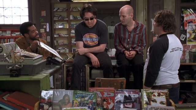 high fidelity rob gordon music snobs