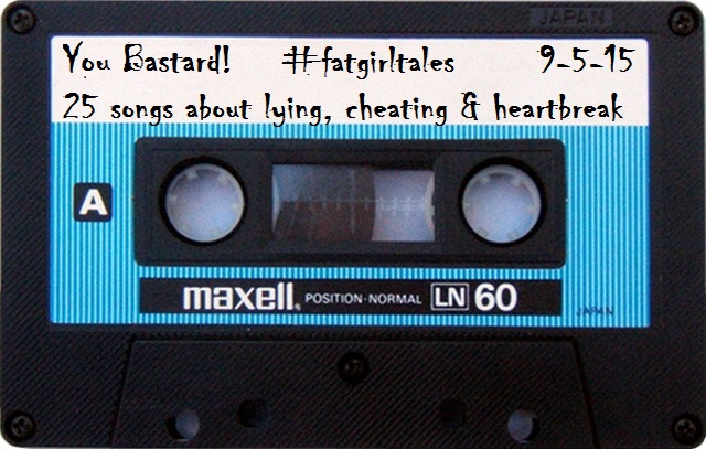Songs about lying and cheating