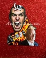 anger seven deadly sins of punk John Lydon Johnny Rotten