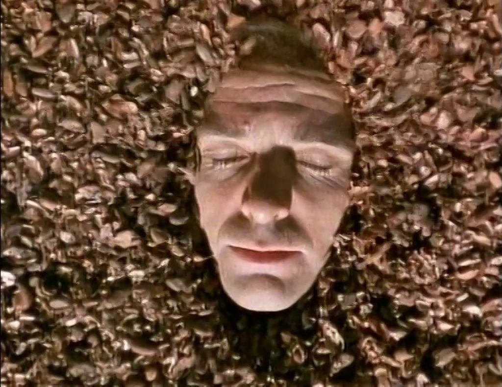 digging in the dirt Peter Gabriel Fall 2018 playlist