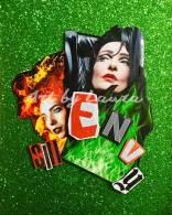 envy seven deadly sins of goth punk Siouxsie