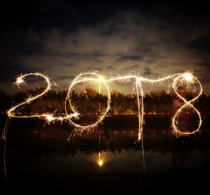 2018 - fireworks
