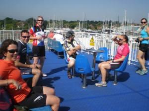 sailing to yarmouth