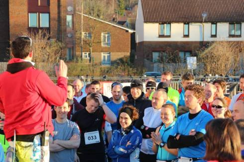 Race briefing Winchester Duathlon 2