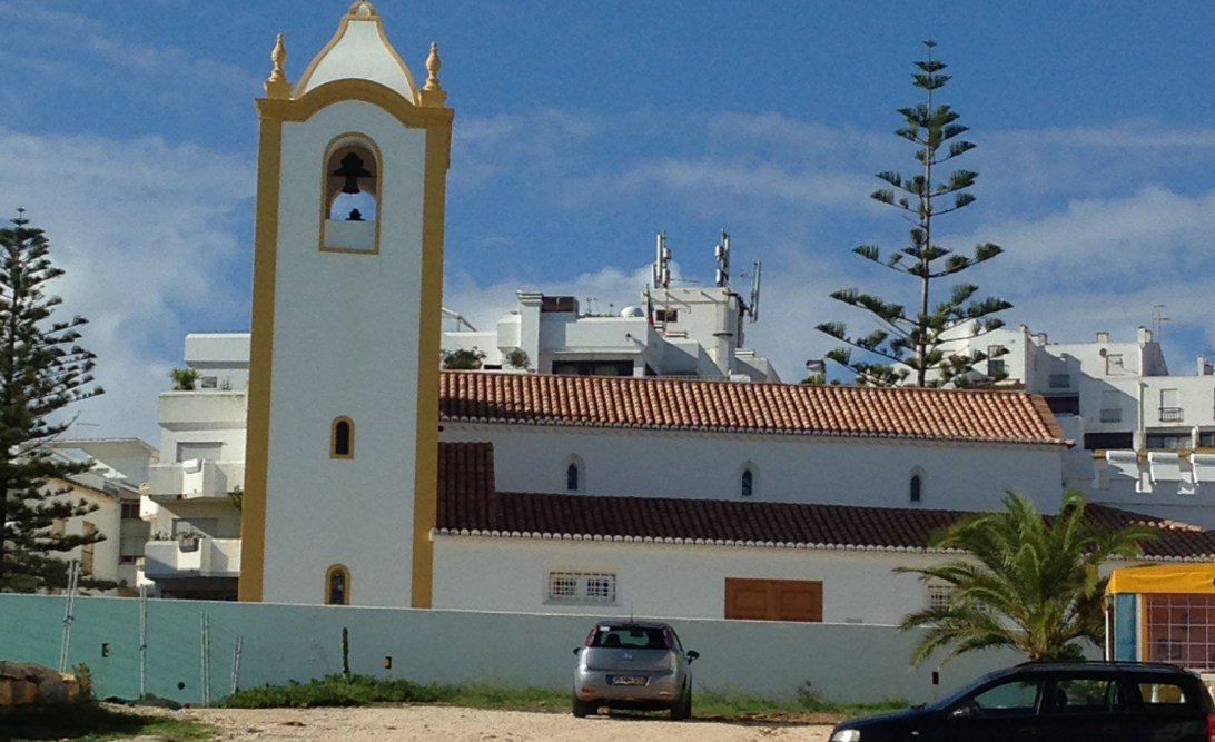 Church in Luz