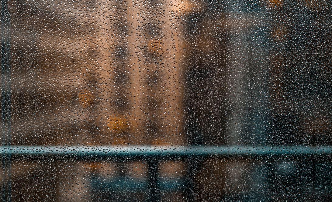 Rainy wndow