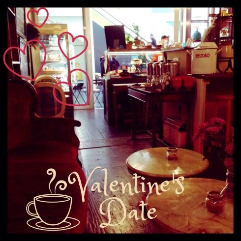 Valentine's date with Stu