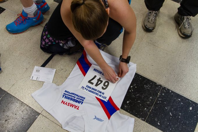 Salisbury 10 race number