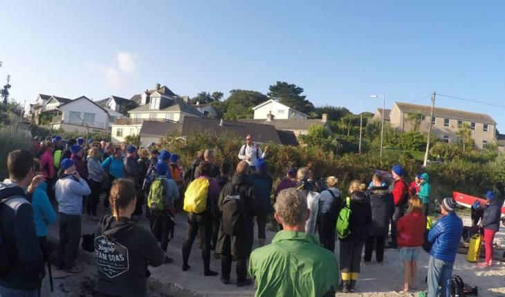 Morning briefing Scilly