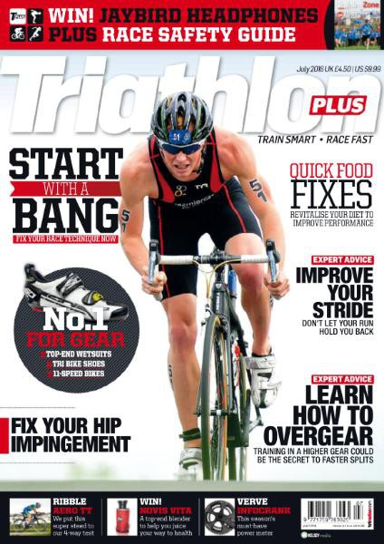 Triathlon Plus July 2016