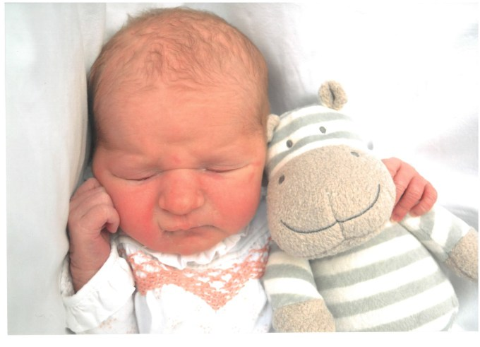 Baby M born in 2016.