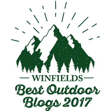 Winfields Best Outdoors Blogs 2017