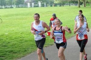 Southampton Marathon with Pete 2017