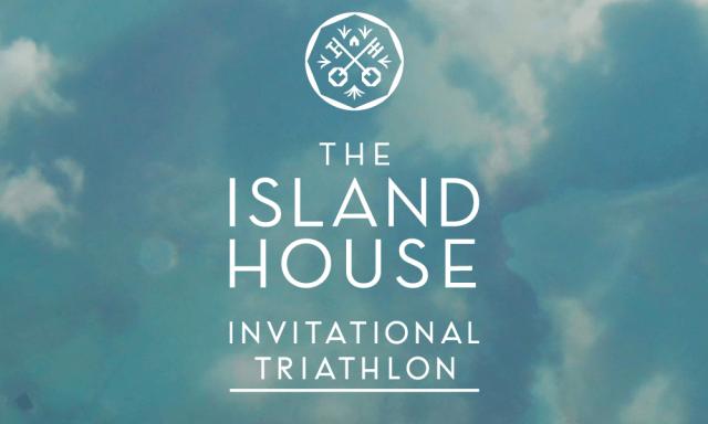 Island House Triathlon logo.