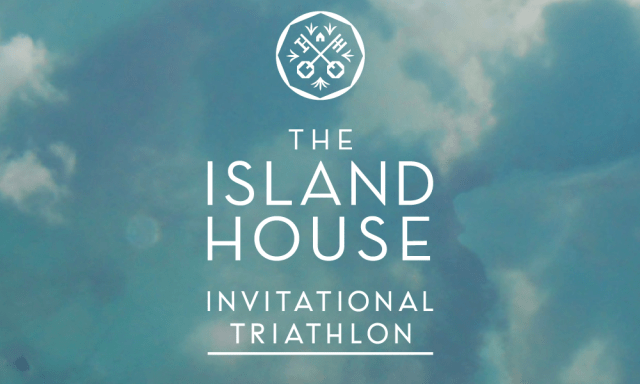 Island House Triathlon logo.