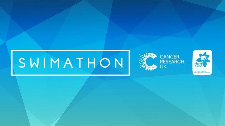 Swimathon 2018 logo