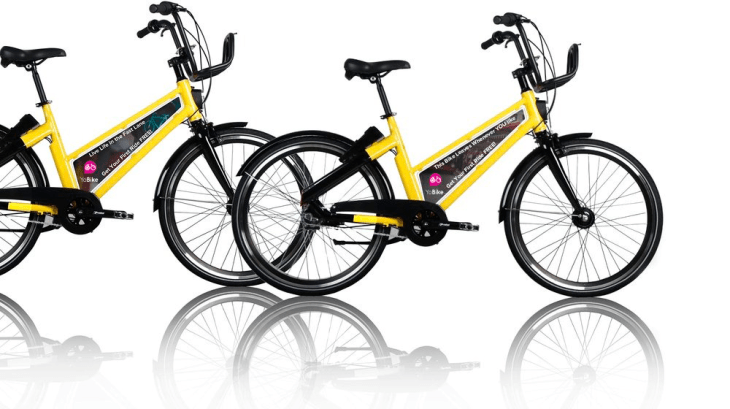 YoBike-bikes-stationary