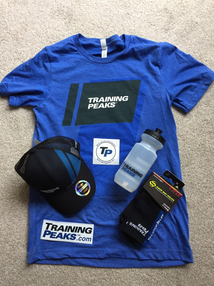 Training Peaks prize pack