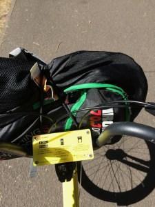 Using a Yo Bike